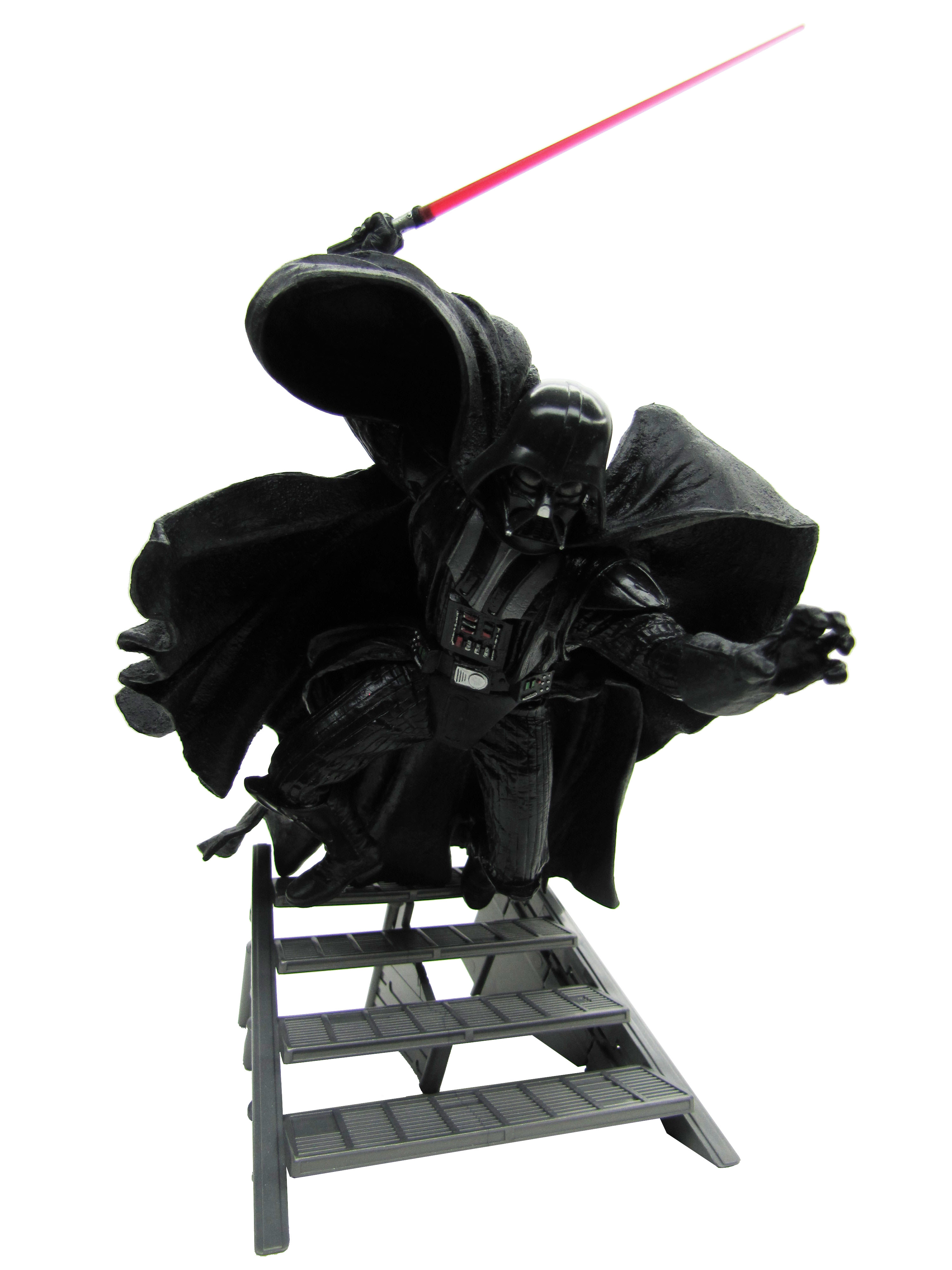 2005 Star Wars Unleashed DARTH VADER Complete